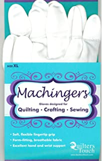 Machingers Quilting Gloves for Free-Motion Sewing