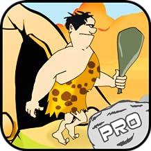 Brave Caveman Warriors vs Angy Dinosaur - Hunter Timber Park Adventure Challenge