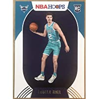 $55 » 2020-2021 PANINI NBA HOOPS LAMELO BALL RC #223 BASE ROOKIE HORNETS
