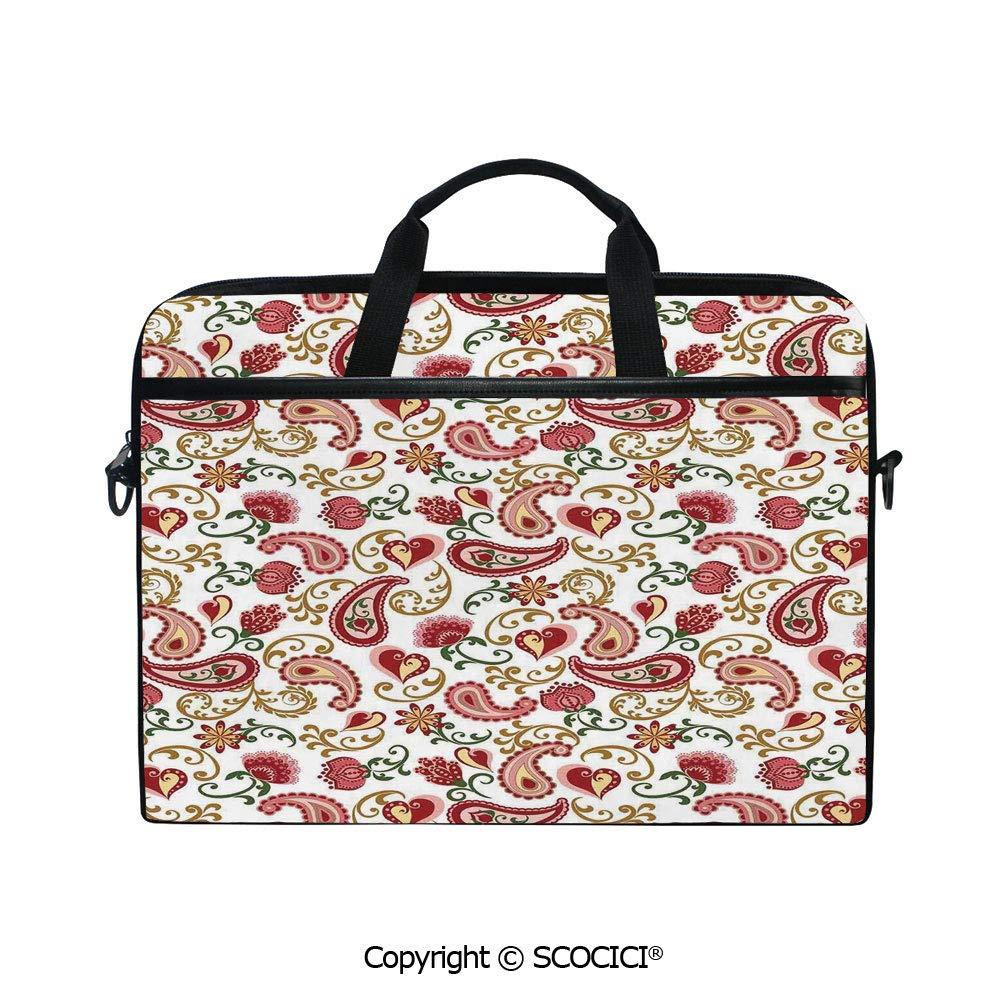 Personalized Bohemian Art Messenger Bag