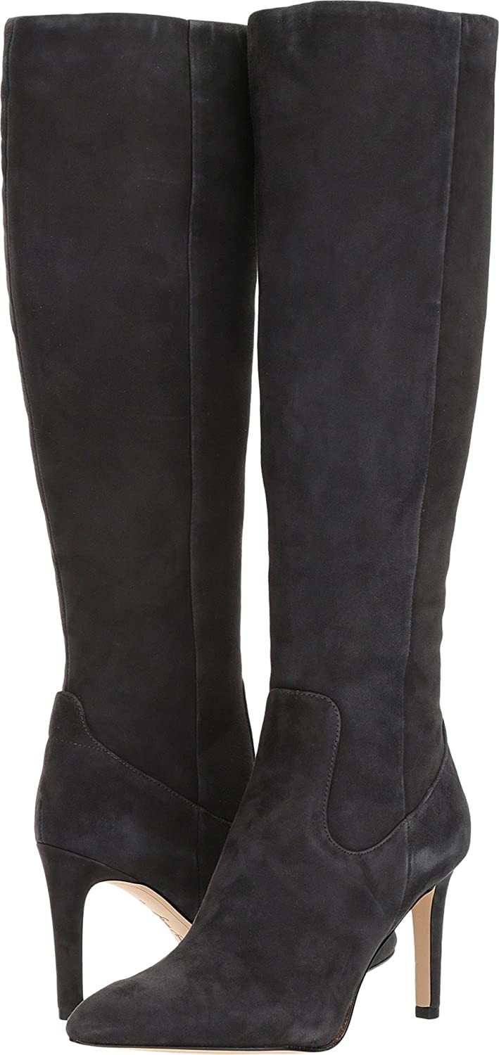 Sam Edelman Women's Olencia 6 Knee High Boot B06XJCVKTT 6 Olencia C/D US|Asphalt Kid Suede Leather 2b1d1c