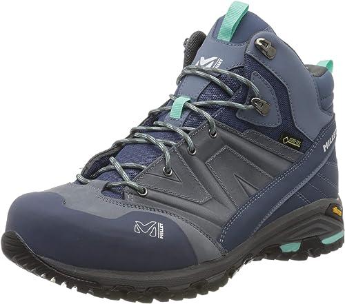 Hike Up Mid GTX W Femme Semelle Vibram Chaussures de Randonn/ée Mi-hautes Membrane Gore-Tex Imperm/éable Millet