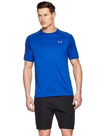 27507c74 Under Armour Men's Ua Tech 2.0 Ss Tee Short-Sleeve Shirt: Amazon.co ...