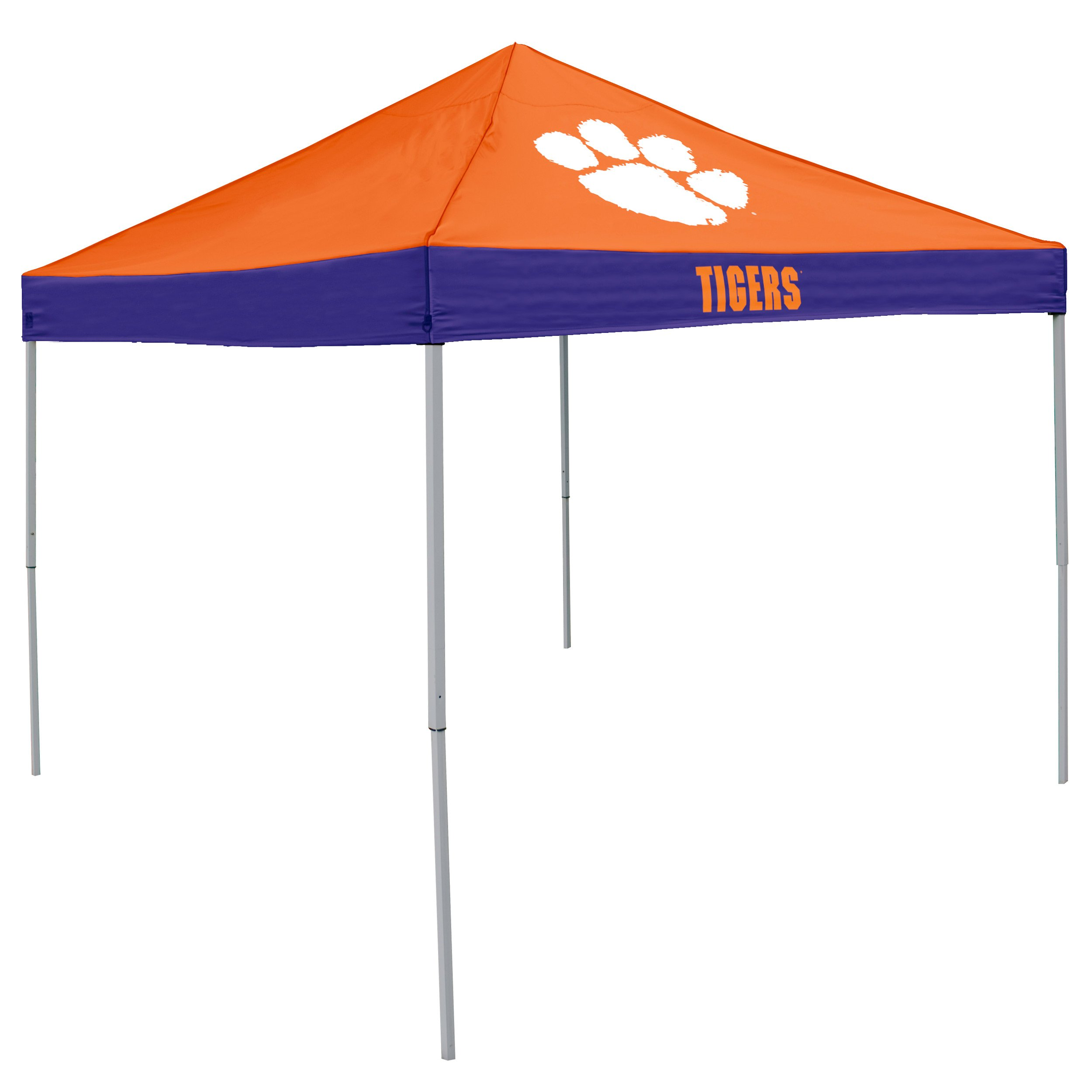 NCAA Clemson Tigers Economy Tailgate Tent by Logo Brands