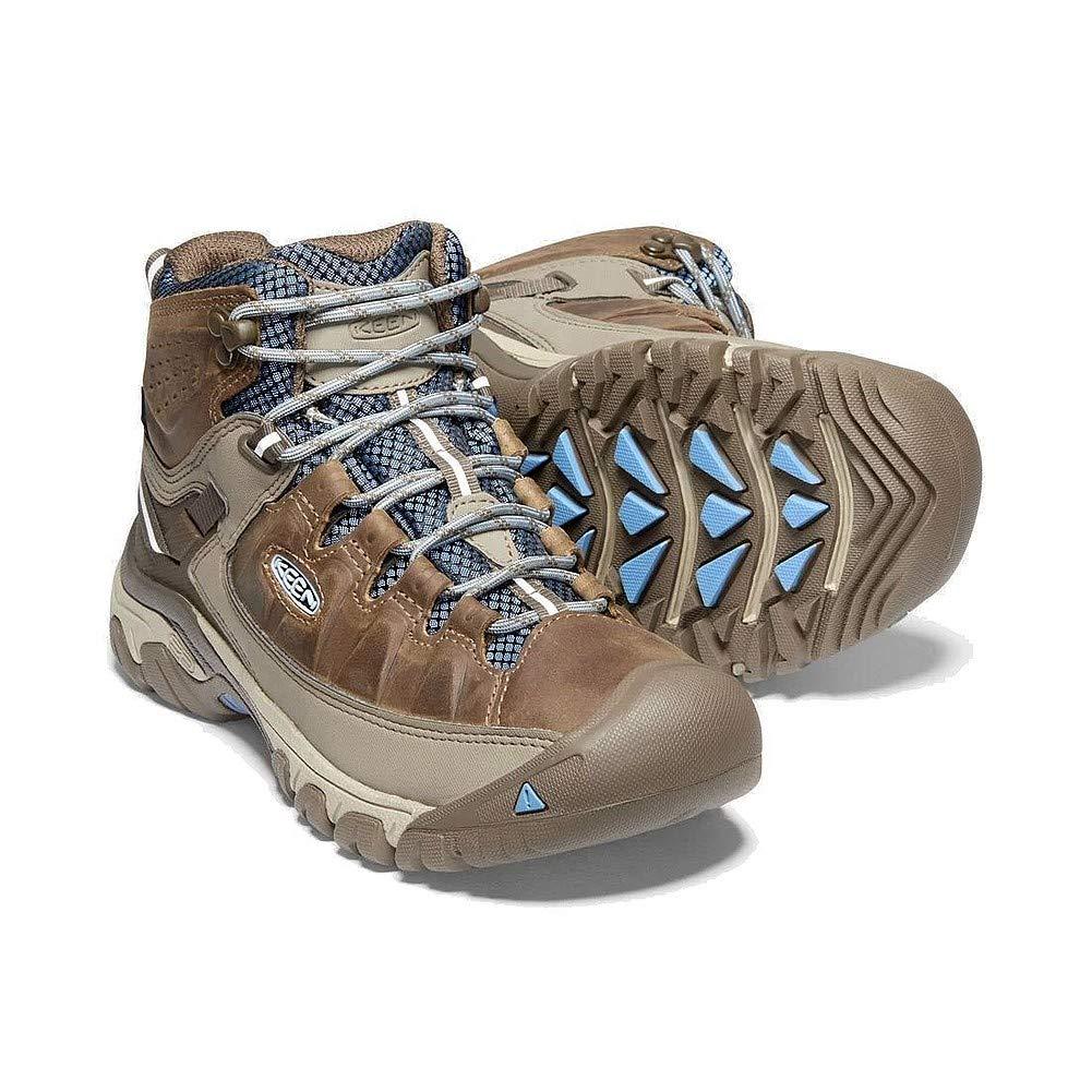 77278d238b7 Amazon.com   Keen Targhee III Mid Waterproof Hiking Boot - Women's ...