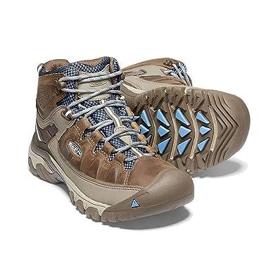 b0033b867cd Amazon.com | Keen Targhee III Mid Waterproof Hiking Boot - Women's ...