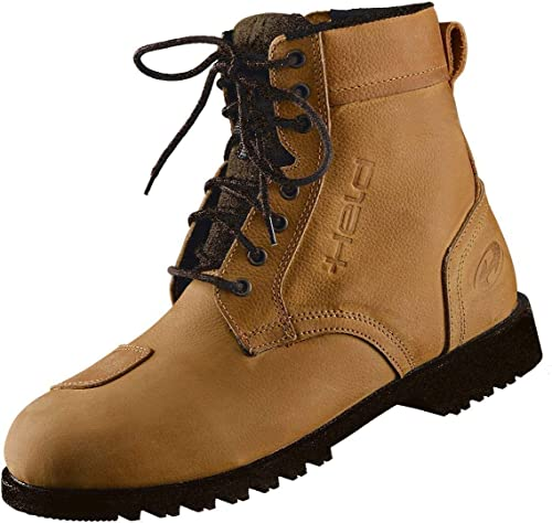 Bottes Cattleman Moto Held Marron UK 8563 c5LjAR34q