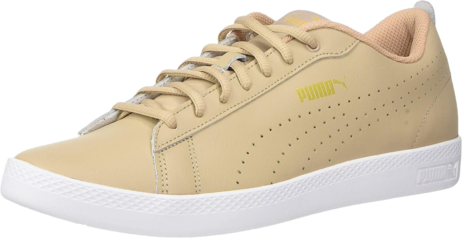 Smash WNS v2 Leather Perf Sneaker