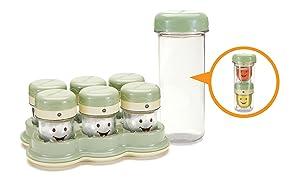 Baby Bullet BBSK-080 8-Piece Storage System