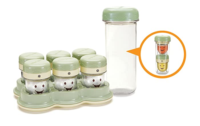 Top 10 Baby Food Storage Container Trains