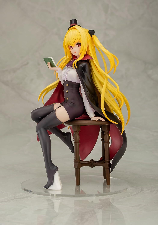 Chara-ani to Love-Ru Darkness Golden Darkness Scale PVC Figure Diamond Comic Distributors MAY189654