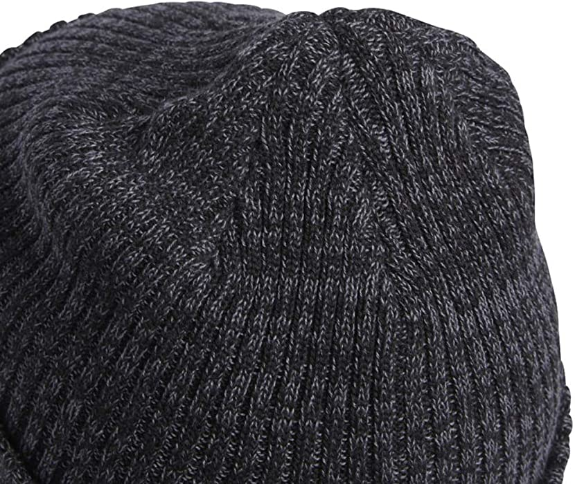 2636c9af adidas Unisex Originals NMD Knit Beanie Black/Onix One Size. Back.  Double-tap to zoom