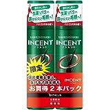 【医薬部外品】インセント 薬用育毛トニック無香料 180gペアパック 育毛剤