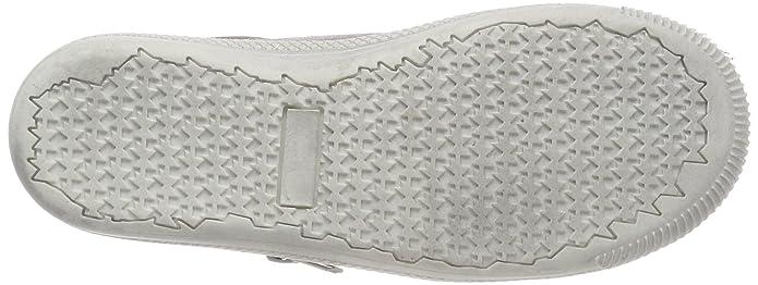 Indigo Schuhe 432 122, Zapatillas para Niñas, Azul (Silver 913), 35 EU