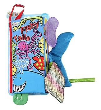 Jollybaby - Libro Blando Bebés Recien Nacido Juguete de Libro de ...