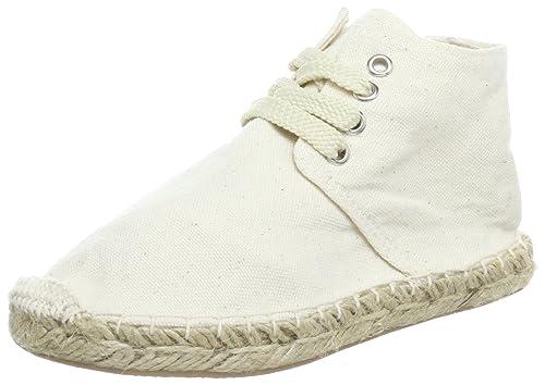 JMD01K - Alpargatas de Lona niña: Amazon.es: Zapatos y complementos
