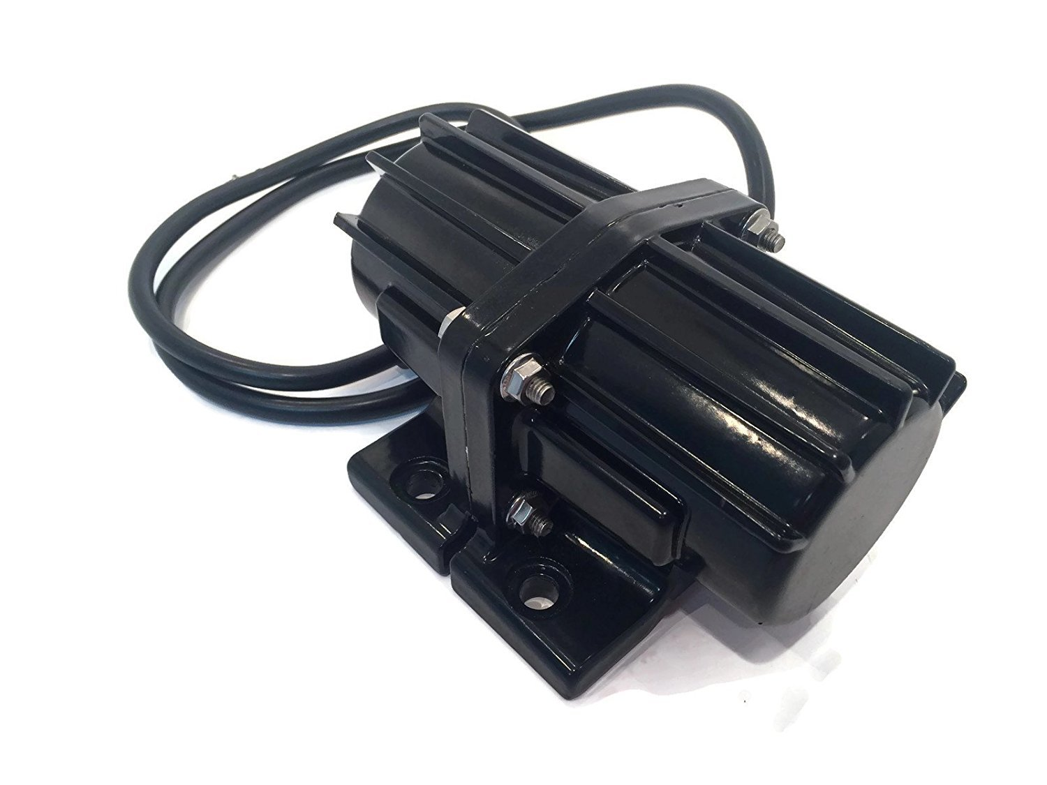 Salt & Sand Vibrator Motor - 200 LB for Buyers, SnowEx, Trynex, & Meyers Spreaders