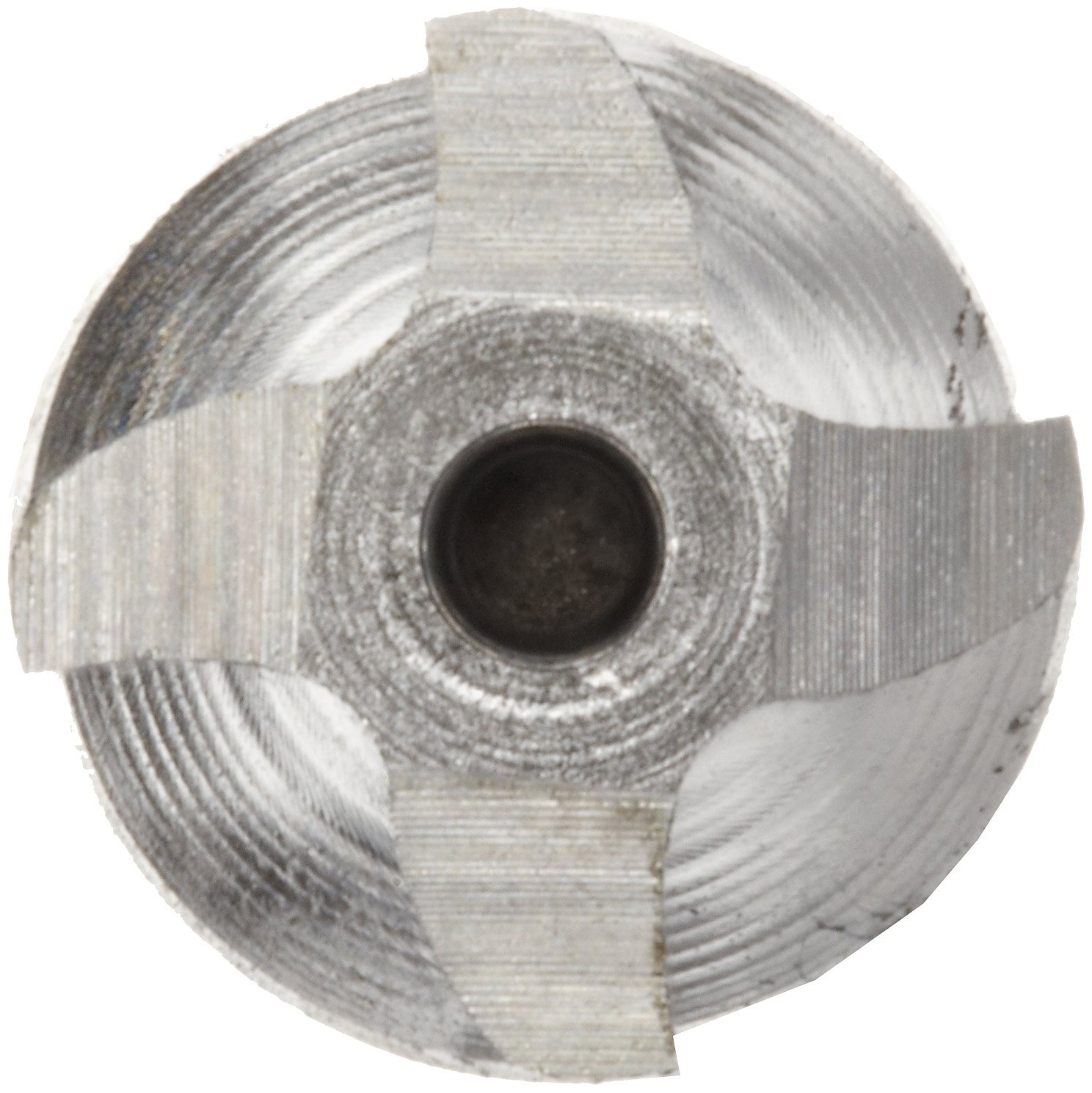 Uncoated Bright Finish Round Shank Alvord Polk 8001 Series High-Speed Steel Core Drill Right Hand Spiral 13//32 Inch Size 47018 4 Flutes