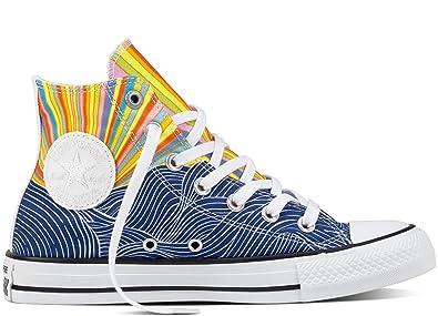 Chuck Taylor All Star X Mara Hoffman Damen Sneaker Mehrfarbig Converse 1V9VSme