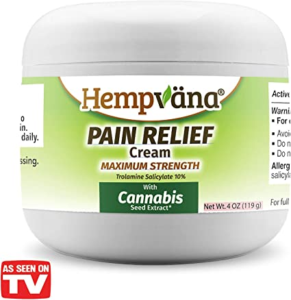 cbd cream for pain relief