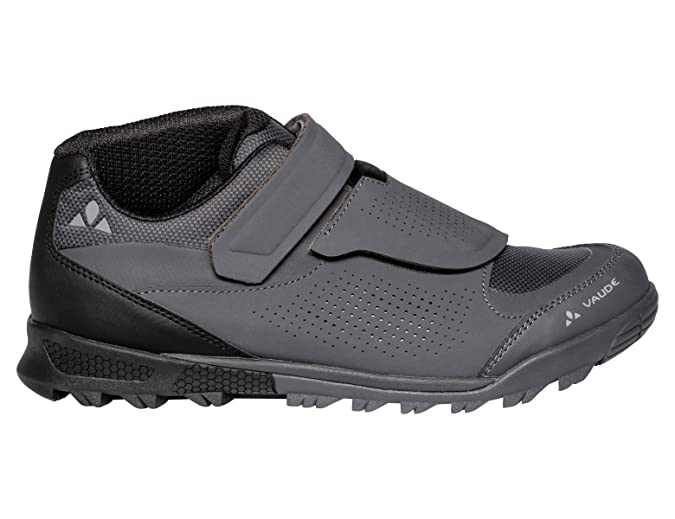 Vaude Unisex-Erwachsene AM Downieville Mid Mountainbike Schuhe, Grau (Iron 844), 36 EU
