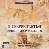 Tartini:Complete Violin Concertos [Federico Guglielmo; Carlo Lazari; L'Arte dell'Arco, Giovanni Guglielmo] [DYNAMIC: CDS7713/1-29]