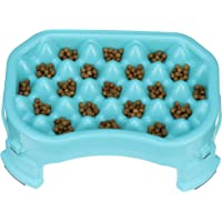 Neater Pet Brands – Neater Raised Slow Feeder – Elevated Dog Bowl and Adjustable Food Height (6 Cup and Double Diner/w…
