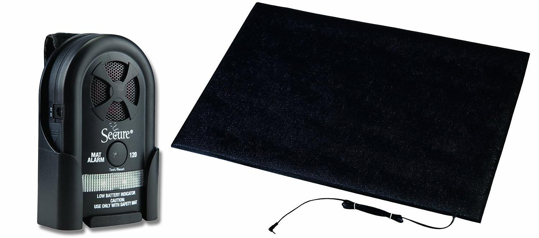 Amazon.com: Secure mat-3 Floor Mat Paciente Alarma Set – 24 ...
