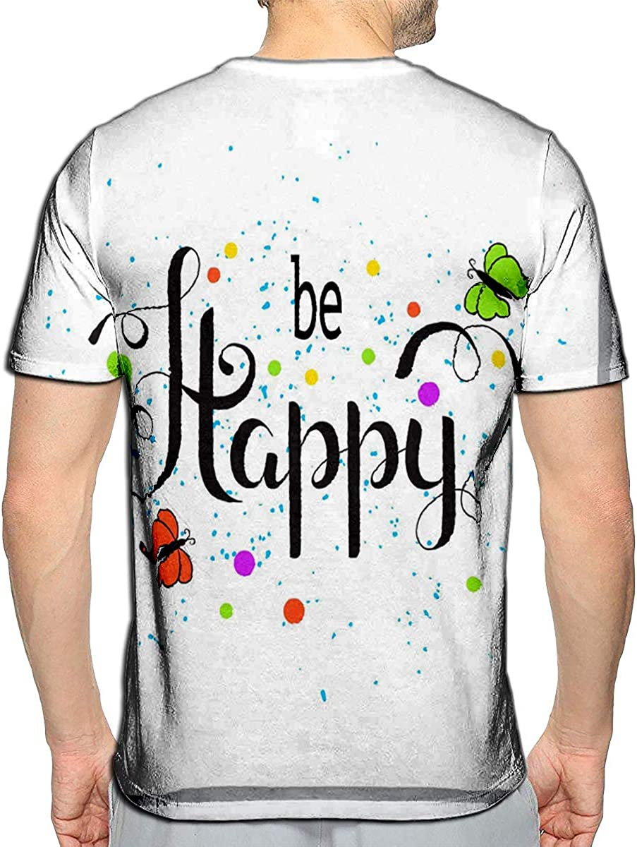 3D Printed T Shirts Rock Smiling Girl Man Hands TEM Casual Mens Hipster Top Tees