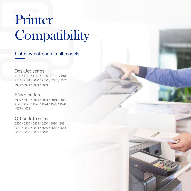 HP 63 X L cartucho de tinta: Amazon.es: Oficina y papelería