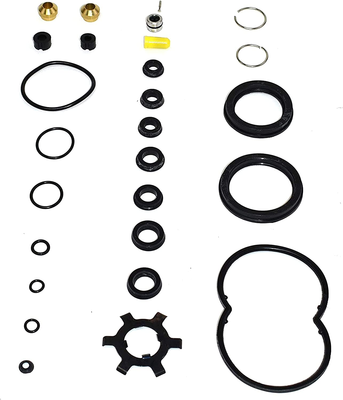 JEM&JULES 3 Piece Hydroboost Repair Kit KIT-5 2771004 for Chevy ...