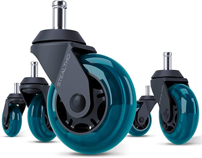 Top 10 5 Inch Office Chair Wheel Casters