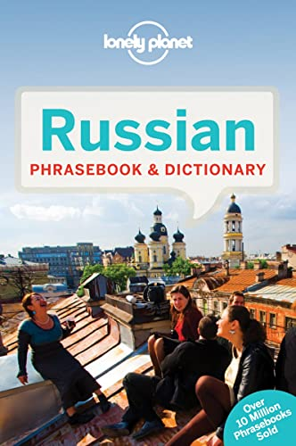 Lonely Planet Russian Phrasebook & Dictionary (Lonely Planet Phrasebooks)