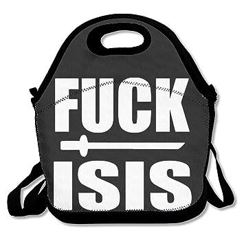 Fuck Isis bolsa para el almuerzo, bolsa, bolsa de comida ...