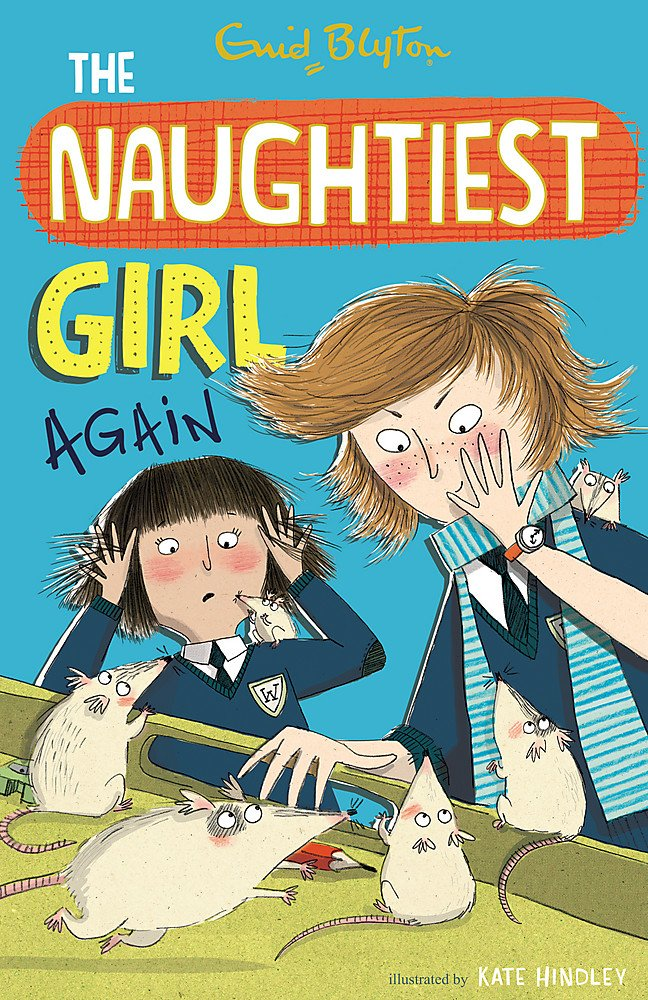 Naughtiest Girl Again pdf epub