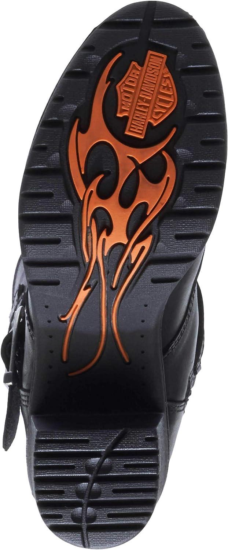 Harley-Davidson Womens Aldale 9.75-Inch Waterproof Motorcycle Boots D87162