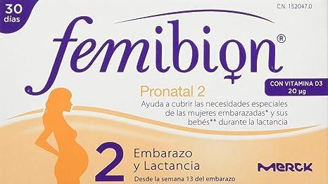 Merck Femibion Pronatal - 100 gr