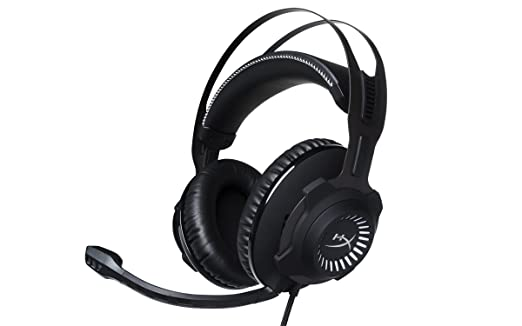 Renewed  HyperX Cloud Revolver S Gaming Headset with for PC,Xbox One,PS4   Gun Metal  HX HSCRS GM/AS