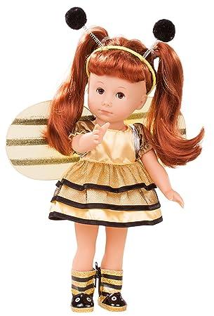 Götz 1813031 Just Like Me Lucia Die Biene Puppe 27 Cm Große