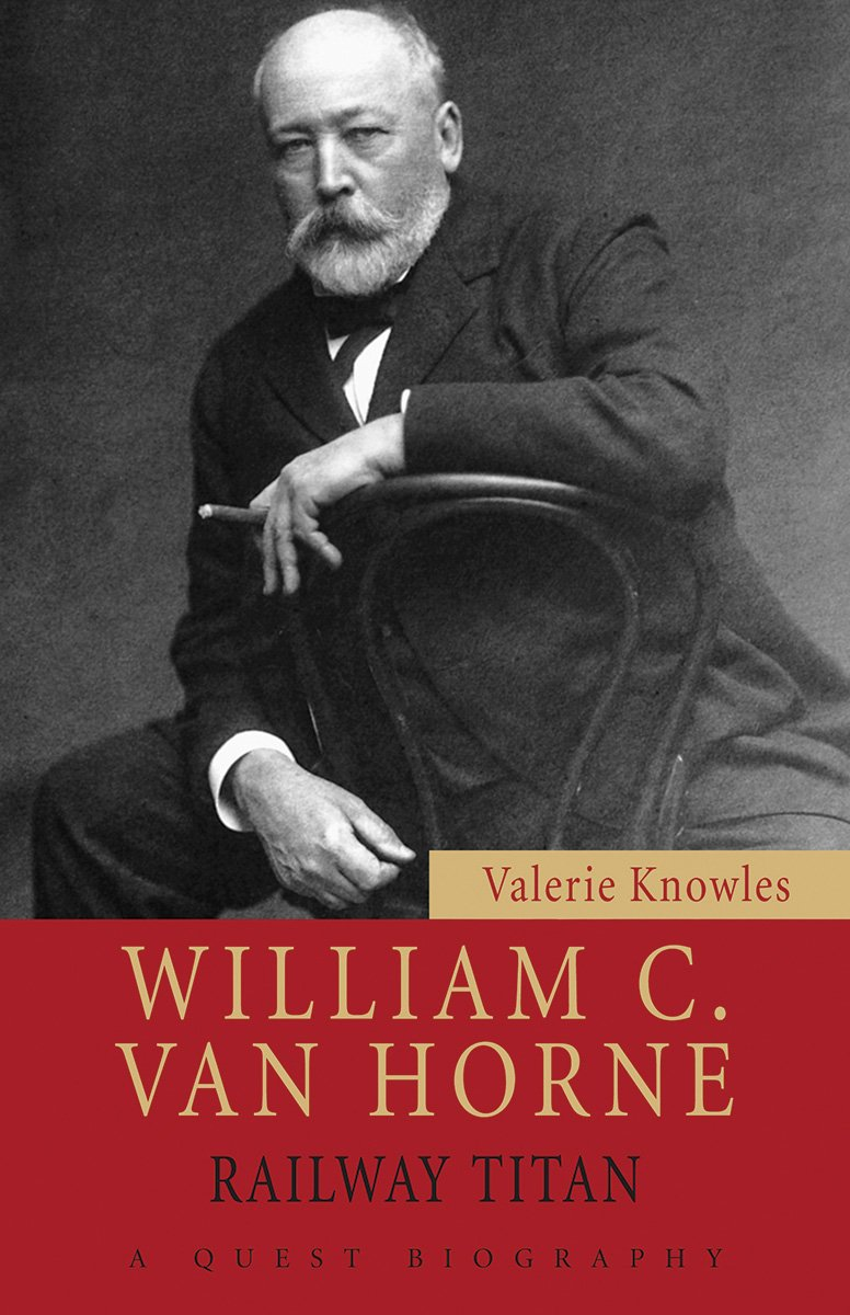 William C. Van Horne: Railway Titan (Quest Biography) pdf