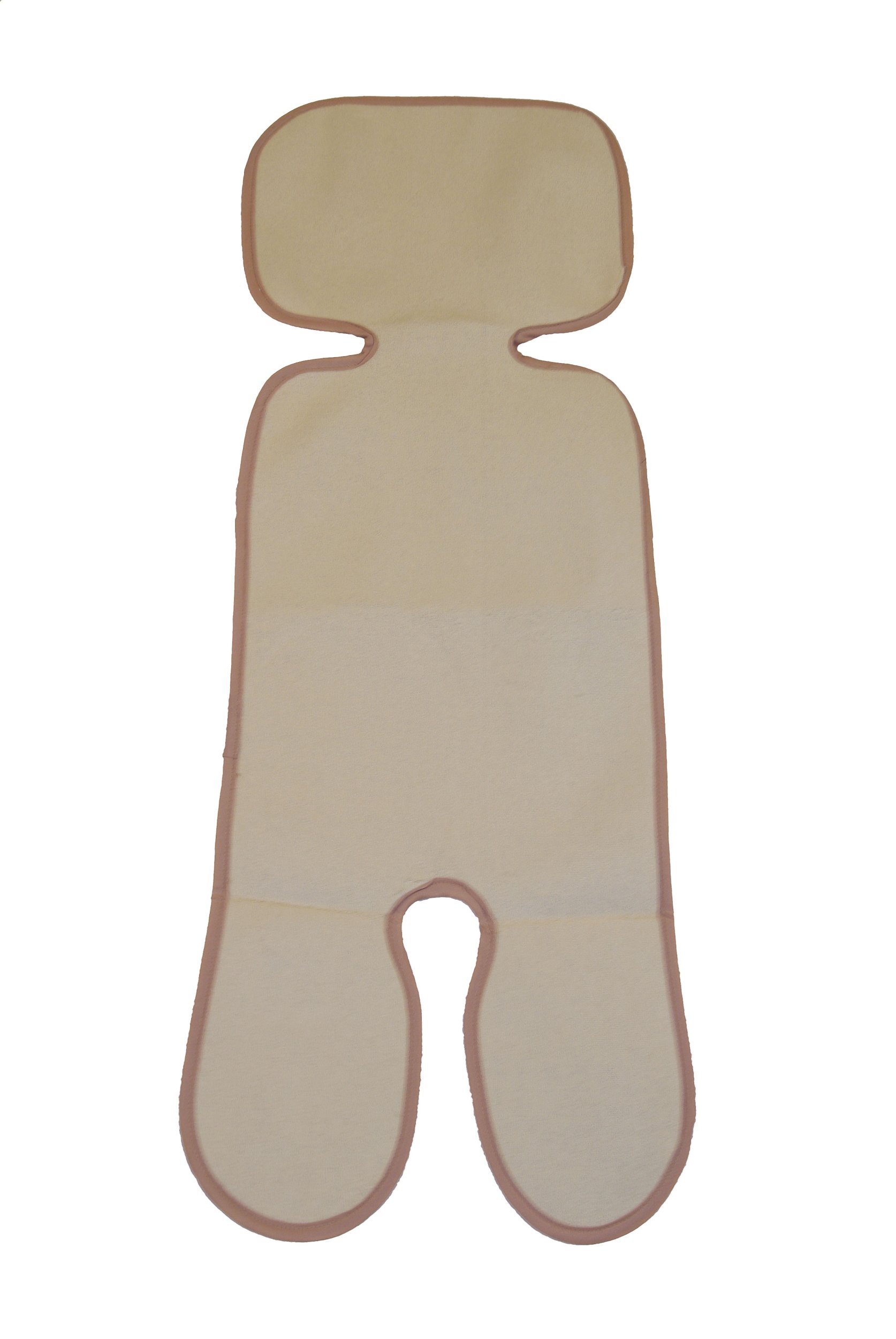 Sweat back mesh stroller seat (also used in the child seat available) beige