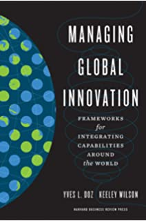 Amazon understanding and managing organizational behavior managing global innovation frameworks for integrating capabilities around the world fandeluxe Images