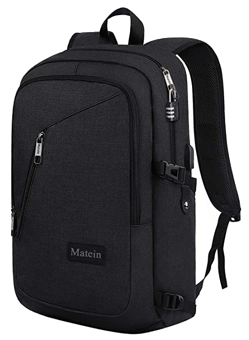 Amazon.com  Slim Travel Backpack 123925c53e858