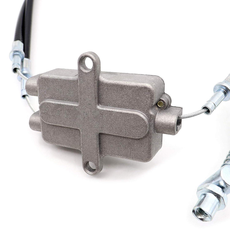 Front Brake Cable Assembly Fits For 85-95 Yamaha Moto 4 YFM200 YFM225 YFM250 YFM350