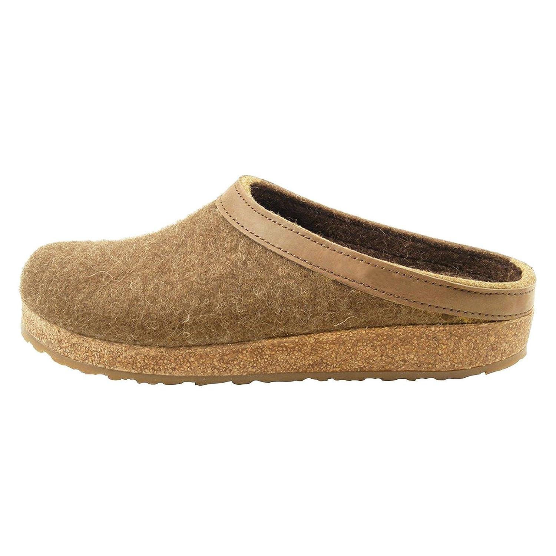 Haflinger Womens Flair Soft Fir Green Wool Felt Sandals 38 EU 2rB6VGLfMU