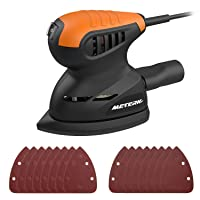 Deals on Random Orbit Sander, Meterk 13500RPM Mouse