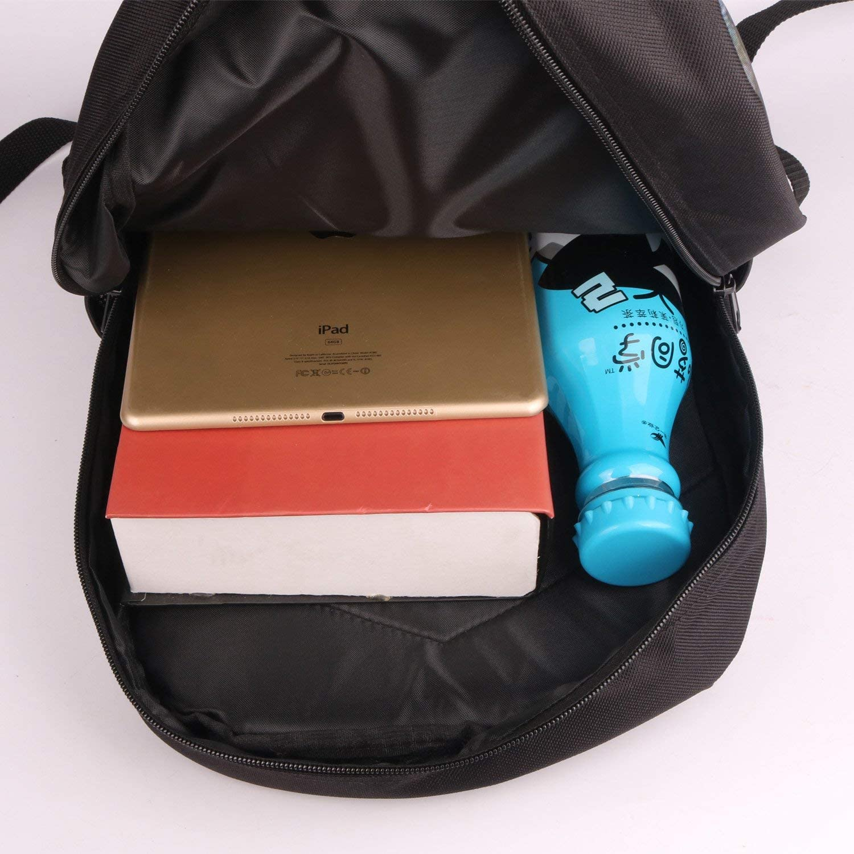 Love Gymnastics Gymnast Interest Print Custom Unique Casual Backpack School Bag Travel Daypack Gift