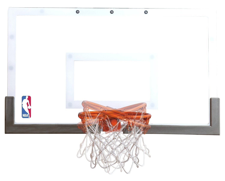 Spalding NBA 180 Breakaway Over-The-Door Mini Basketball Hoop
