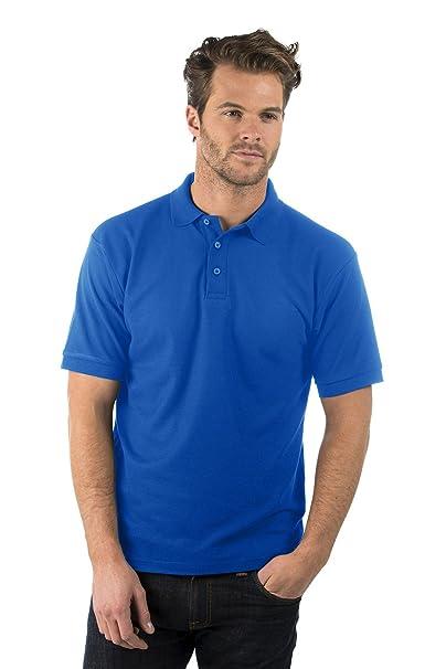 Bruntwood Polo Clásico Camisa - Classic Polo Shirt - Hombre y Señoras - 180GSM - Poliéster