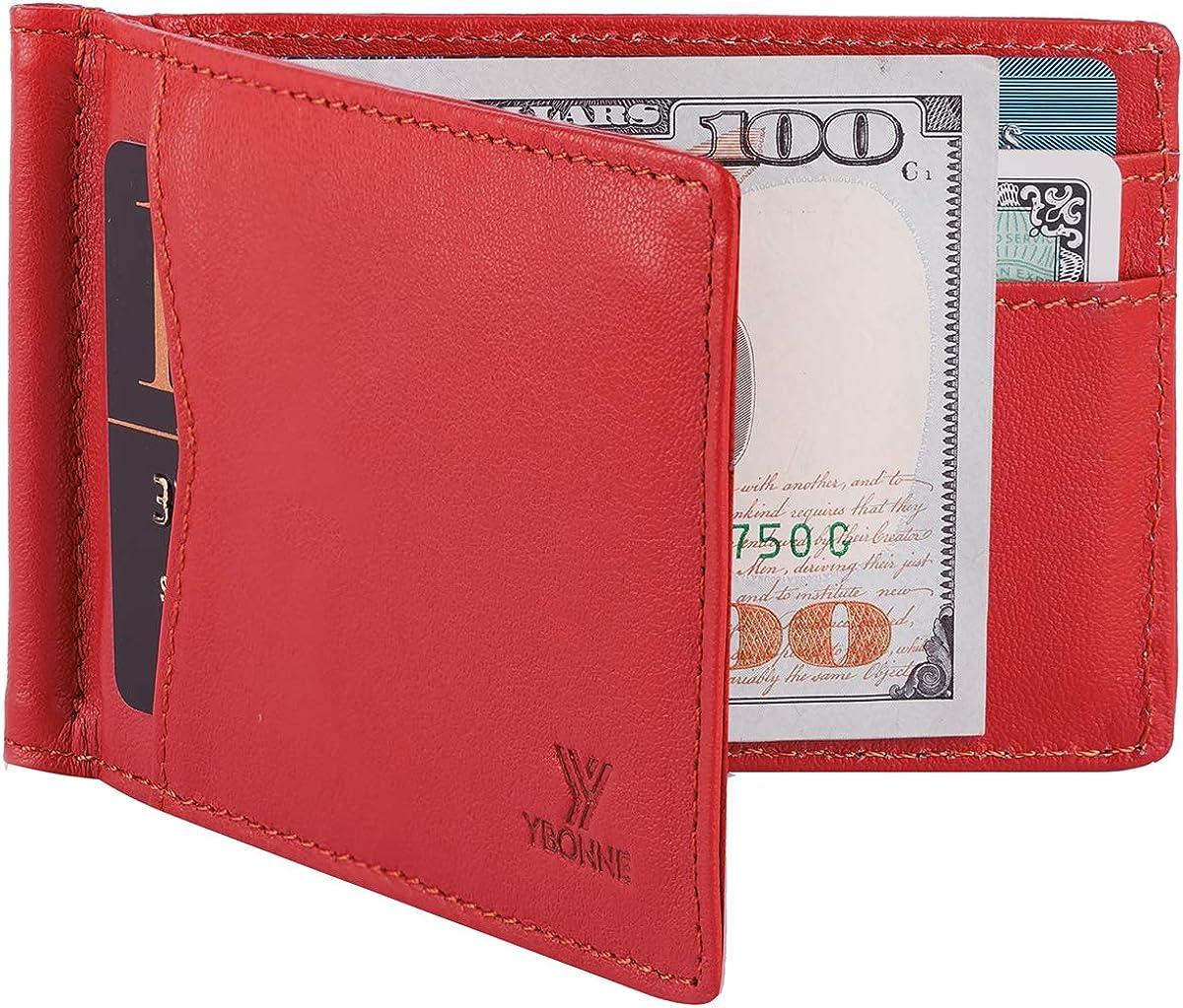 YBONNE Slim Wallet With...